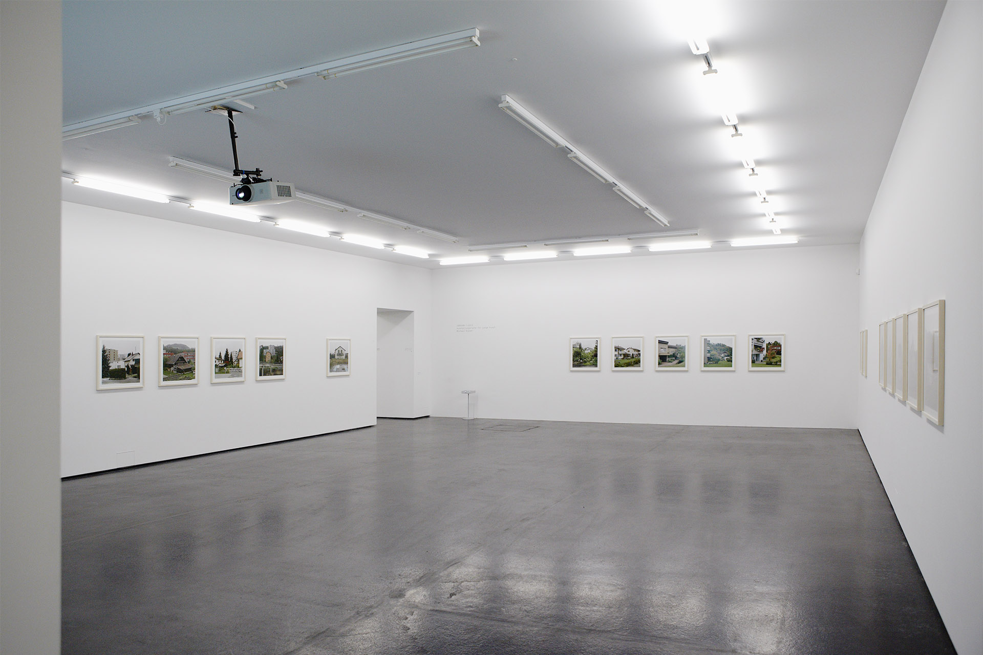 Ausstellung Mittelland | Aargauer Kunsthaus | 2013