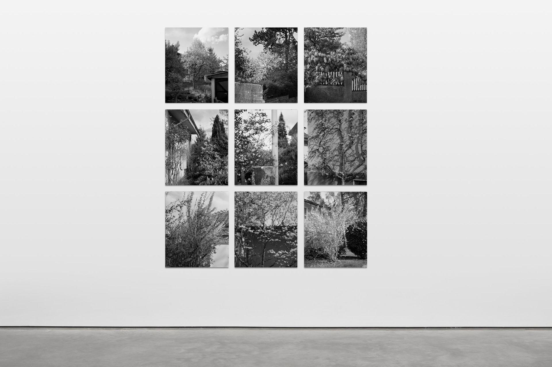 Serie Gartenstadt | Kornhausforum Bern | Fotopreis der Kunstkommission Bern | 2013