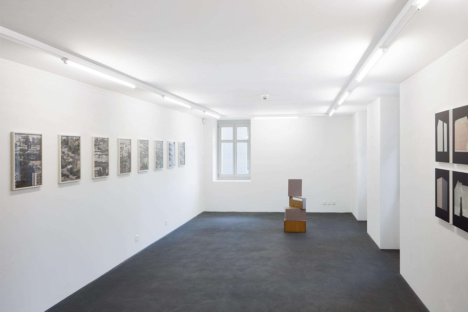 Auszug aus der Serie Raumordnung| Kunsthaus Interlaken| Cantonale Berne Jura | 2016