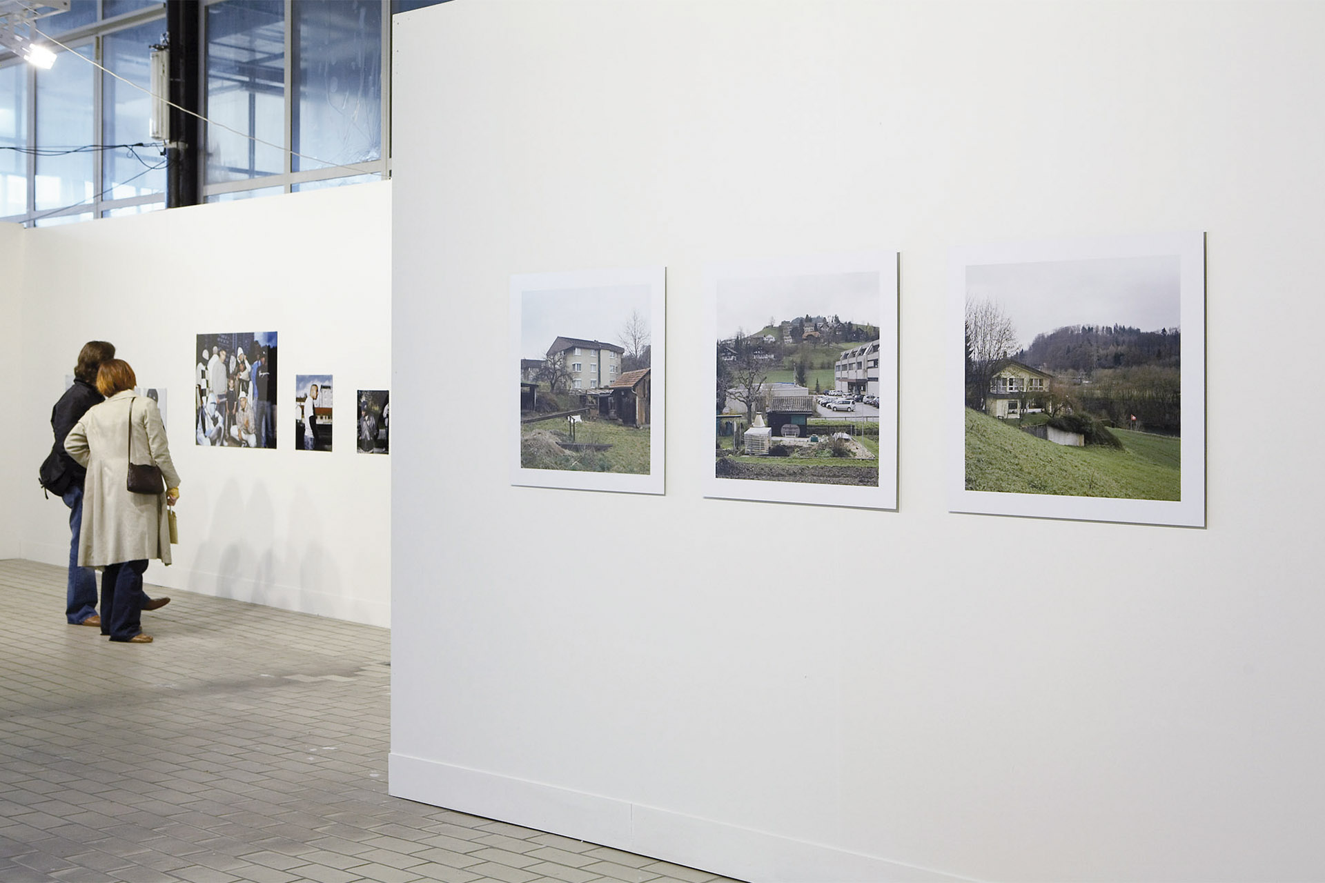 Fotoserie Sonntag | Toni Areal, Zürich | 2007