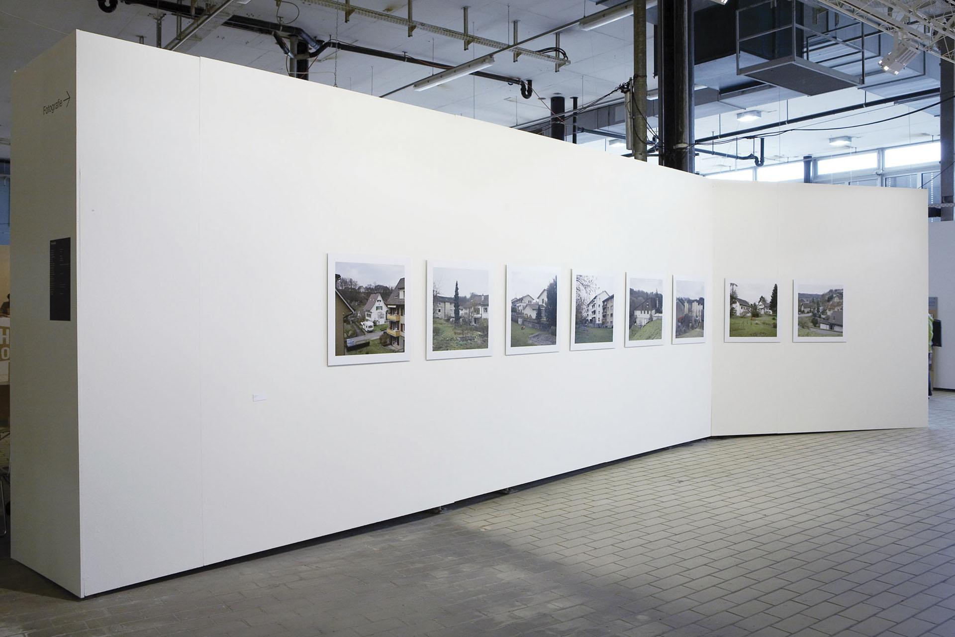 Fotoserie Sonntag | Toni Areal, Zürich | 2007